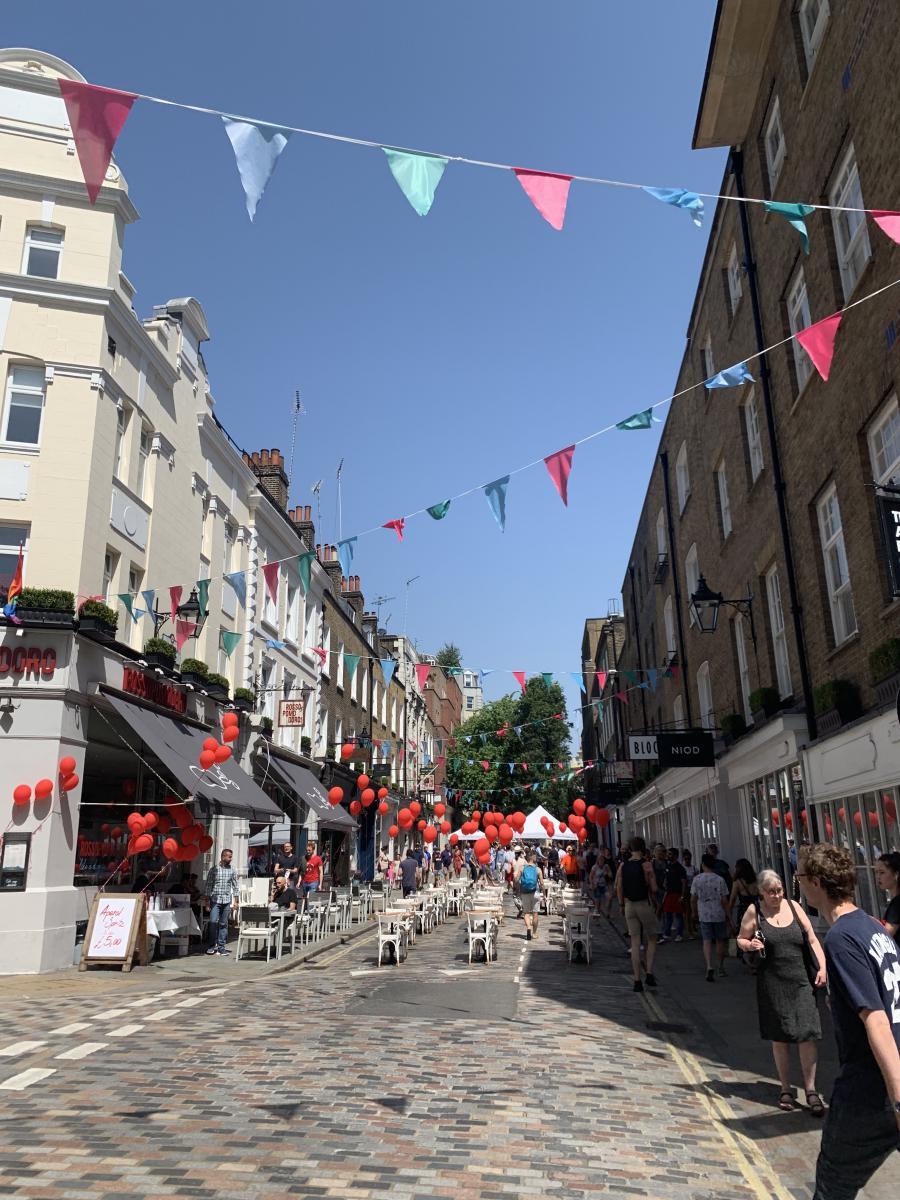 Street festival London